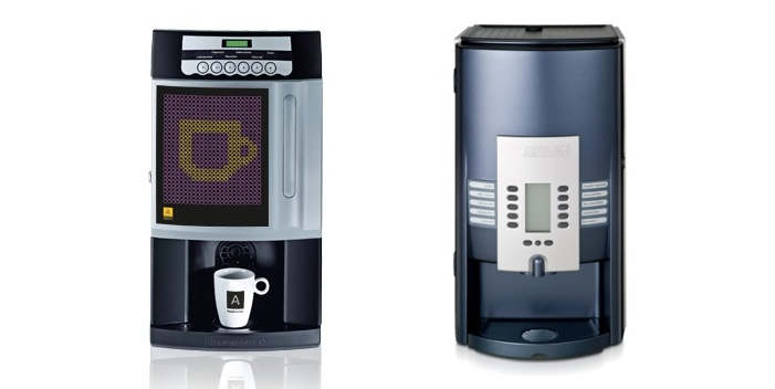 Vending Coffee Machines