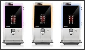 bravilor esprecious coffee vending machine