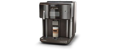 schaerer coffee machines the complete office range. Black Bedroom Furniture Sets. Home Design Ideas