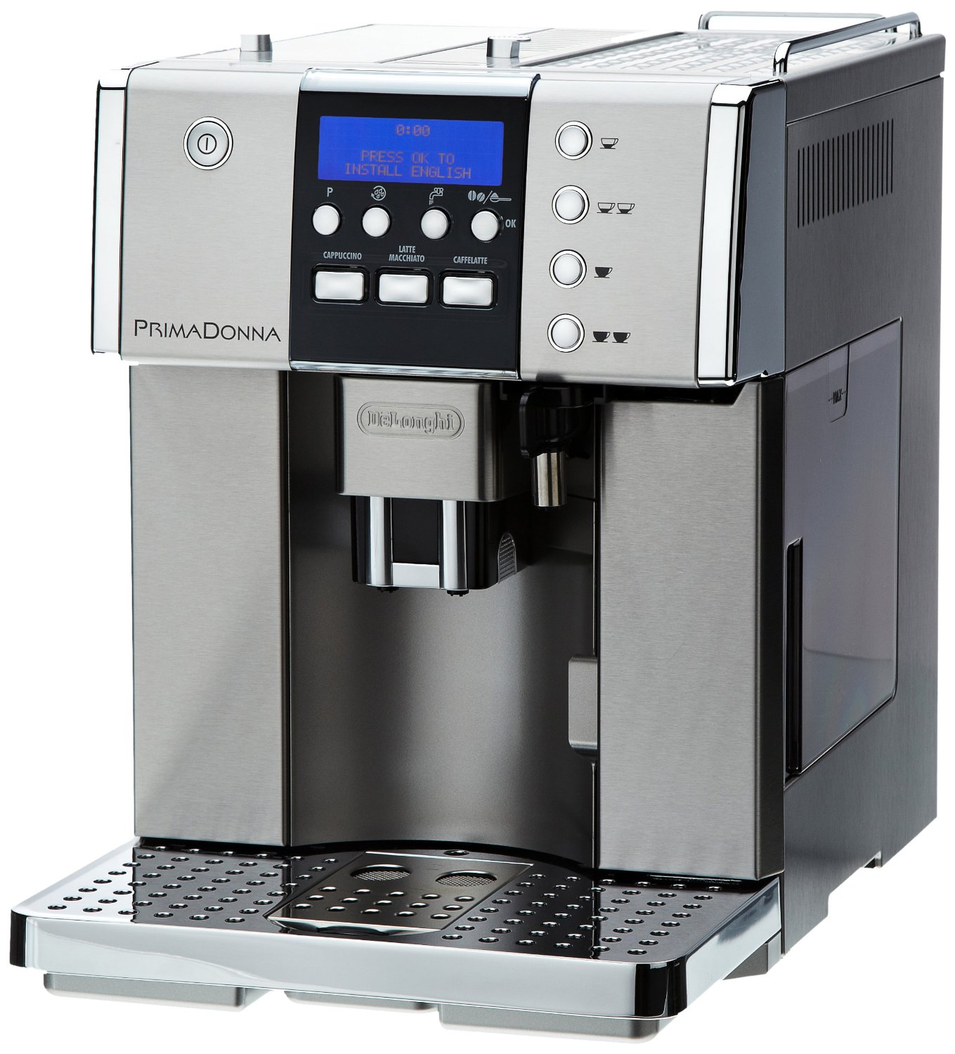 the complete guide to home bean to cup coffee machine prices. Black Bedroom Furniture Sets. Home Design Ideas
