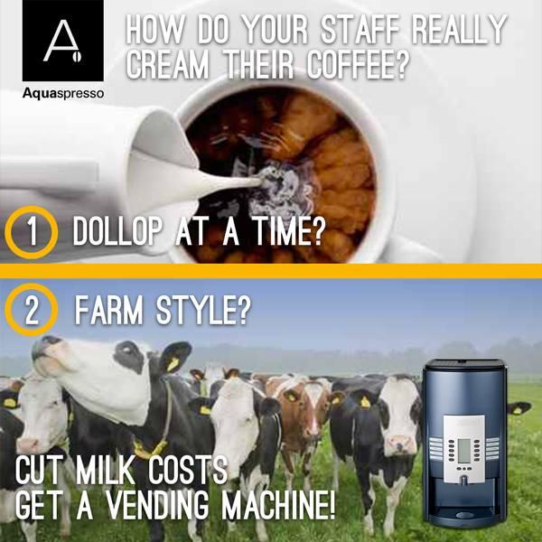 reduce milk costs