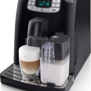 Philips Saeco Intelia Automatic Espresso Black