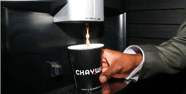 chaywa vending