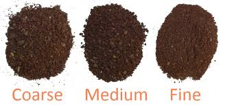ground coffee types