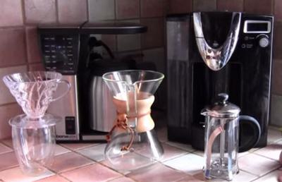 how to choose the right coffee machine