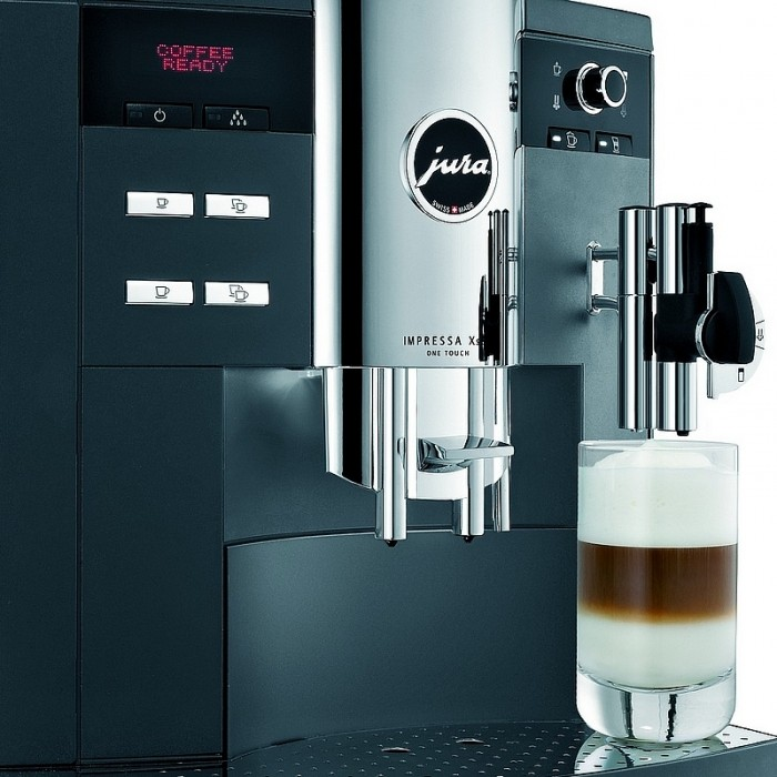 jura xs90 coffee machine