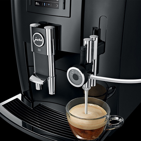 jura e8 review a coffee machine love story. Black Bedroom Furniture Sets. Home Design Ideas