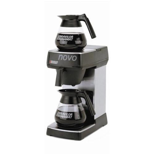 Cookworks Xq668t Filter Coffee Maker Reviews : Bravilor Novo Filter Coffee Machine