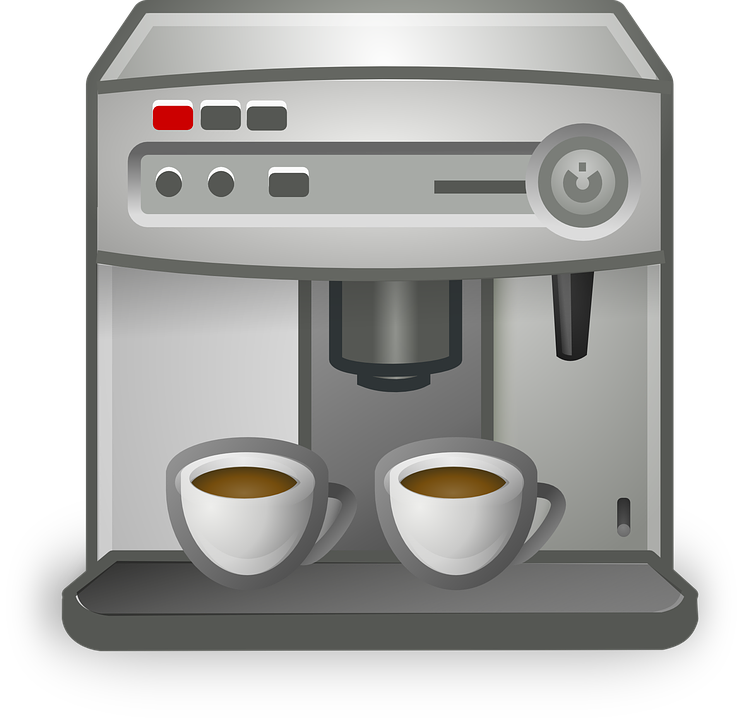 how do coffee machines work