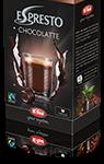 Espresto Coffee Machines Capsule Chocolatte