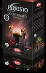 Espresto Coffee Machines Capsule Decaf