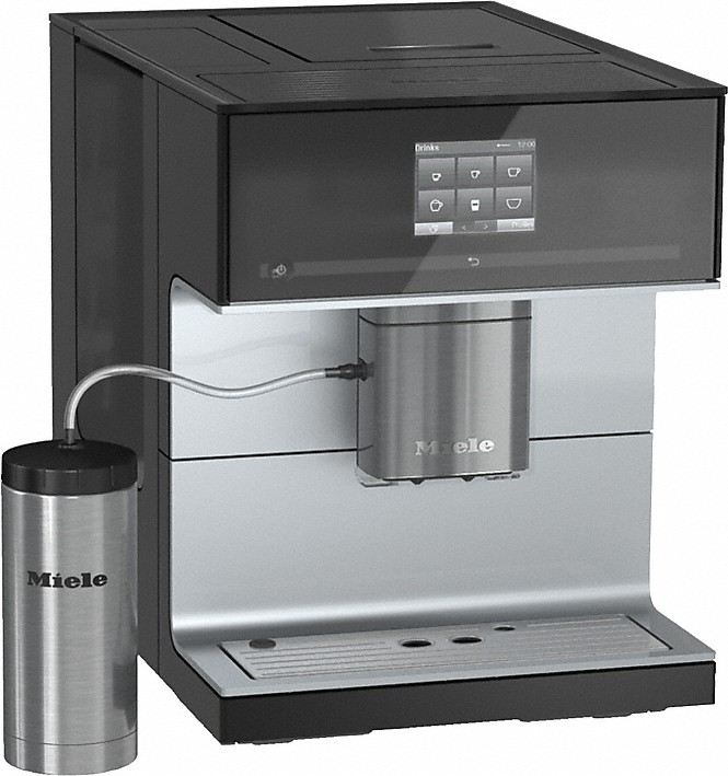 meile coffee machine