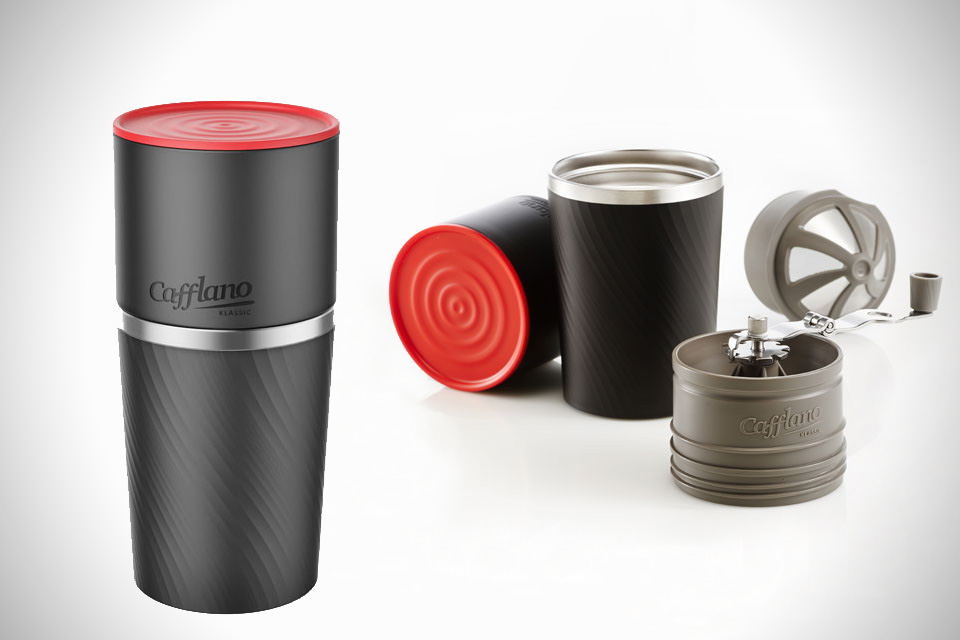 Cafflano Klassic Portable Coffee Maker Review : Cafflano Klassic Coffee Maker Review