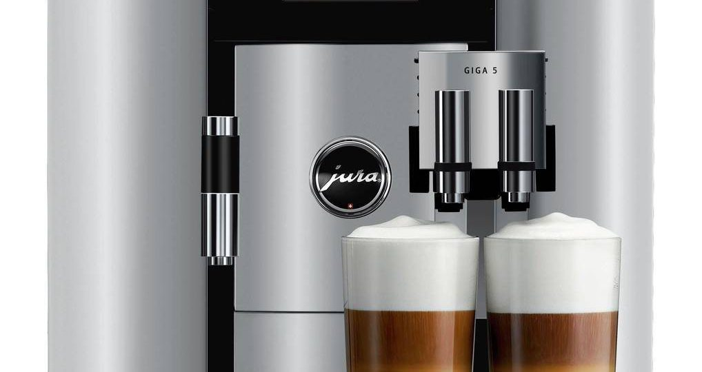 jura giga 5 review next level coffee creations. Black Bedroom Furniture Sets. Home Design Ideas