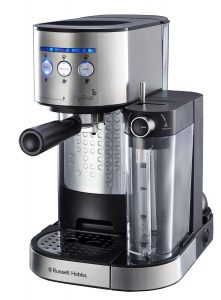 russel hobbs cafe barista one